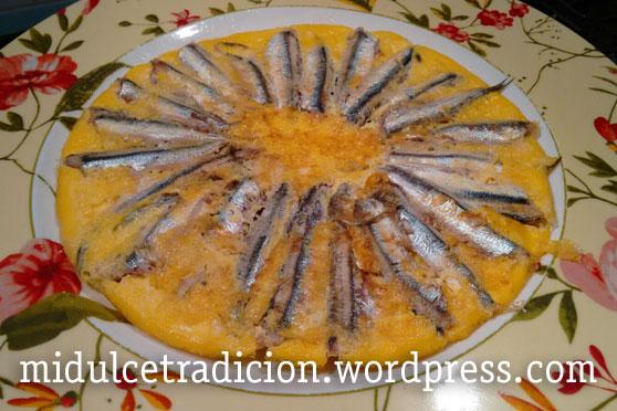 tortilla-boquerones