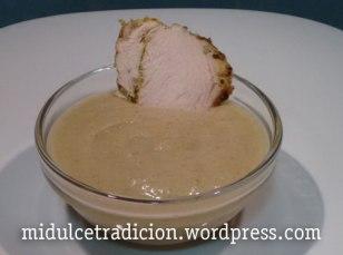 salsa-pollo-mechado-curri